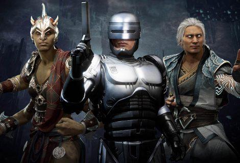 Ya disponible para Xbox One Mortal Kombat 11: Aftermath