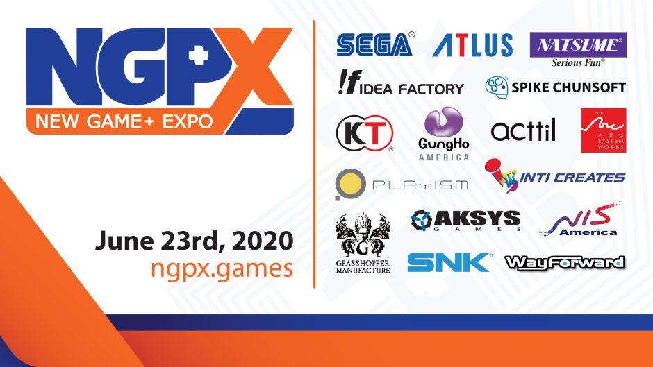 Múltiples compañías japonesas presentarán sus nuevos títulos en la próxima New Game+ Expo