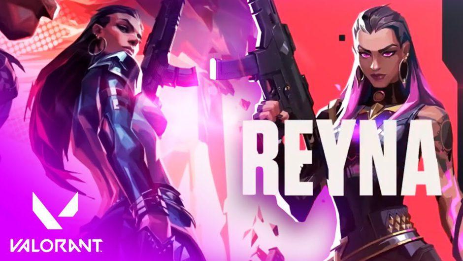 Riot Games da a conocer a Reyna, nueva agente de VALORANT