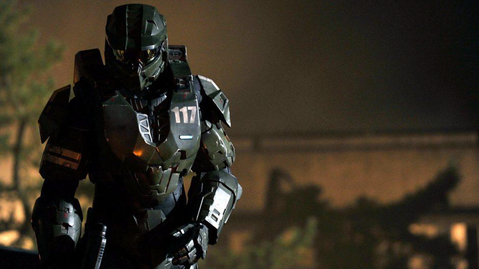 Nuevas pruebas de que la serie de Halo será muy ambiciosa