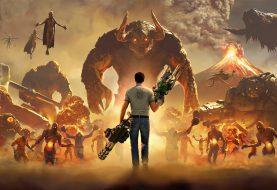 Mira el increíble nuevo gameplay de Serious Sam 4