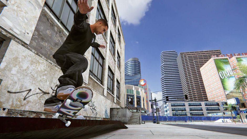 Nuevo gameplay de Skater XL es presentado en el Future Games Show