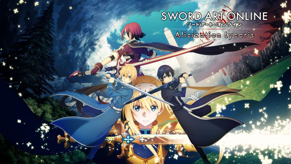 Eugeo protagoniza el nuevo gameplay de Sword Art Online: Alicization Lycoris
