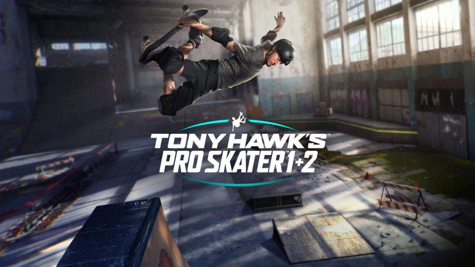 Tony Hawk's Pro Skater 1+2 muestra su genial rendimiento en Xbox One S y Xbox One X