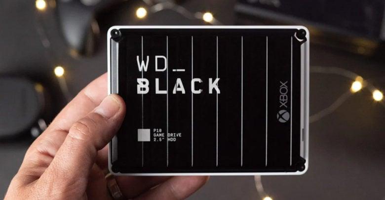En oferta para Xbox One discos duros de 4 y 5 TB