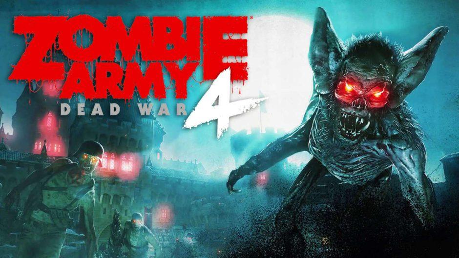 Ya disponible Blood Count, el segundo DLC de Zombie Army 4