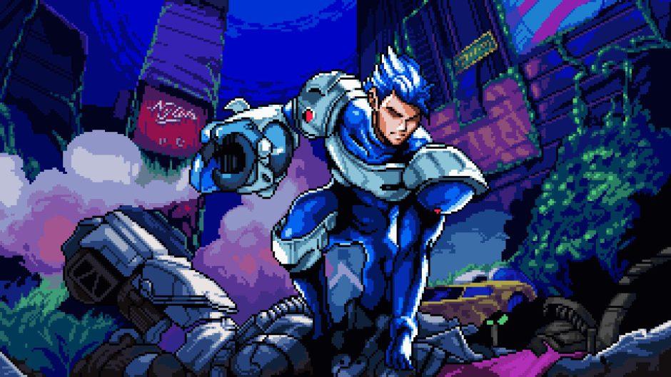 El retrofuturismo de Steel Assault confirma su lanzamiento en PC para este año