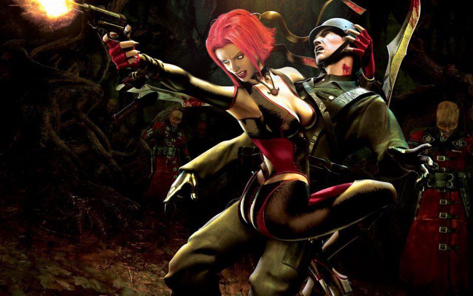Ya está disponible para Xbox 'BloodRayne Betrayal: Fresh Bites'