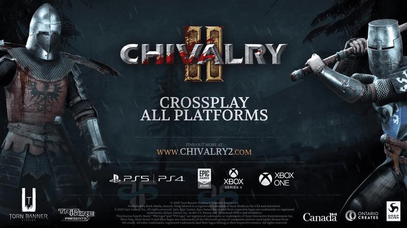 Chivalry II llegará a Xbox Series X y tendrá juego cruzado entre plataformas
