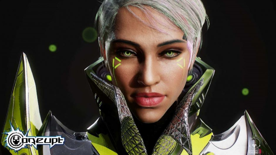 Coreupt: El free to play de lucha muestra nuevos gameplays