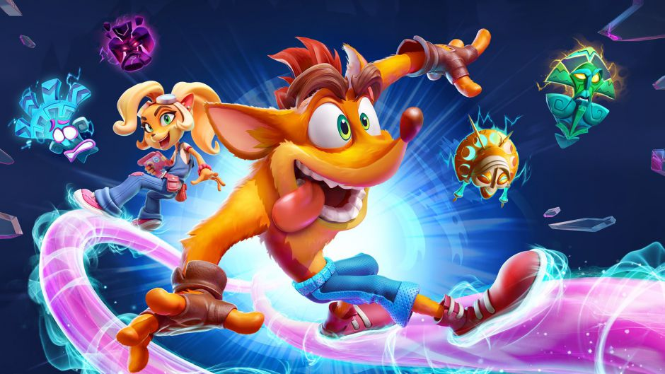 Crash Bandicoot 4: It's About Time, una mezcla de lo antiguo y lo moderno
