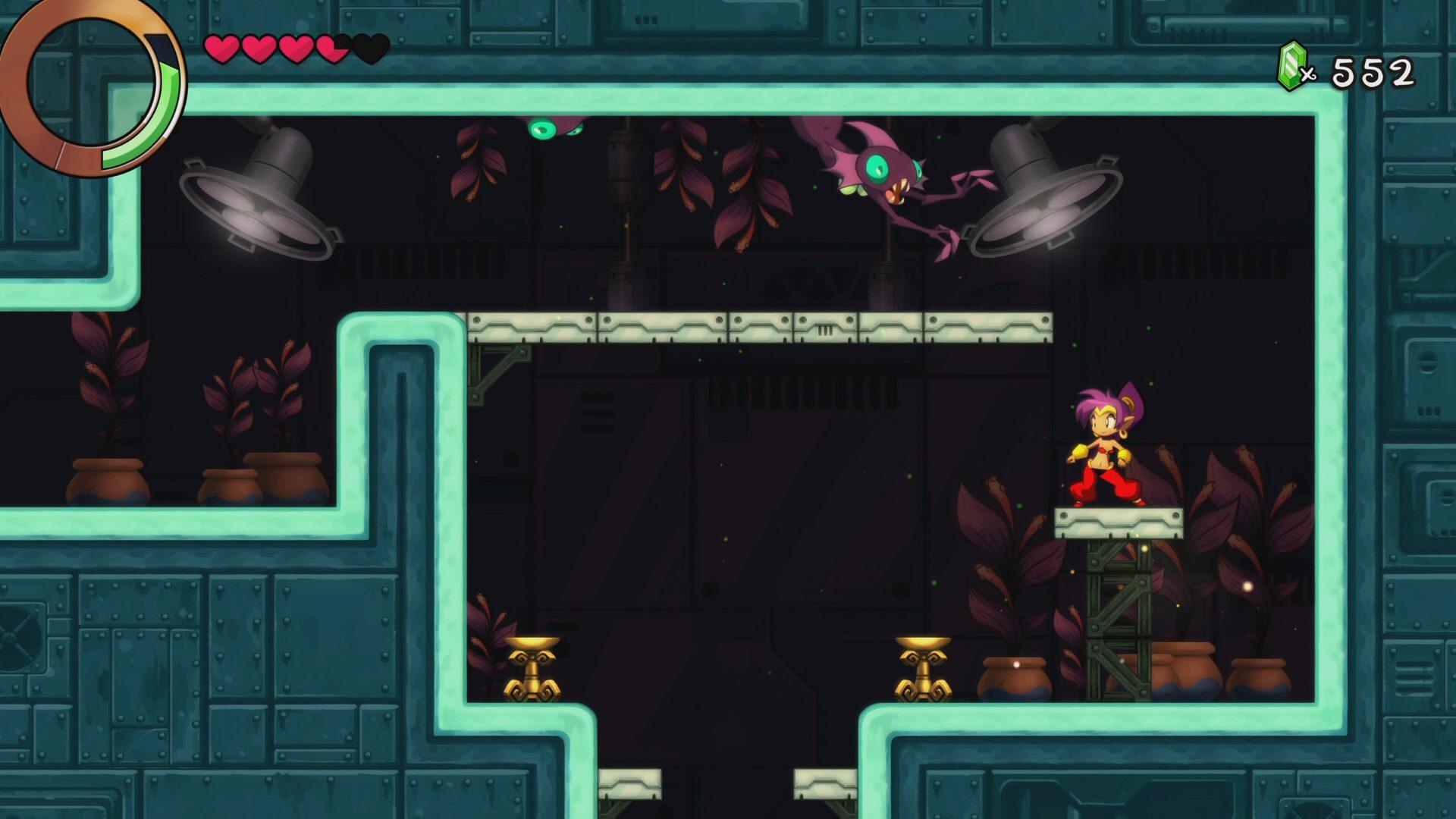 Escenario 2 de Shantae and the Seven Sirens