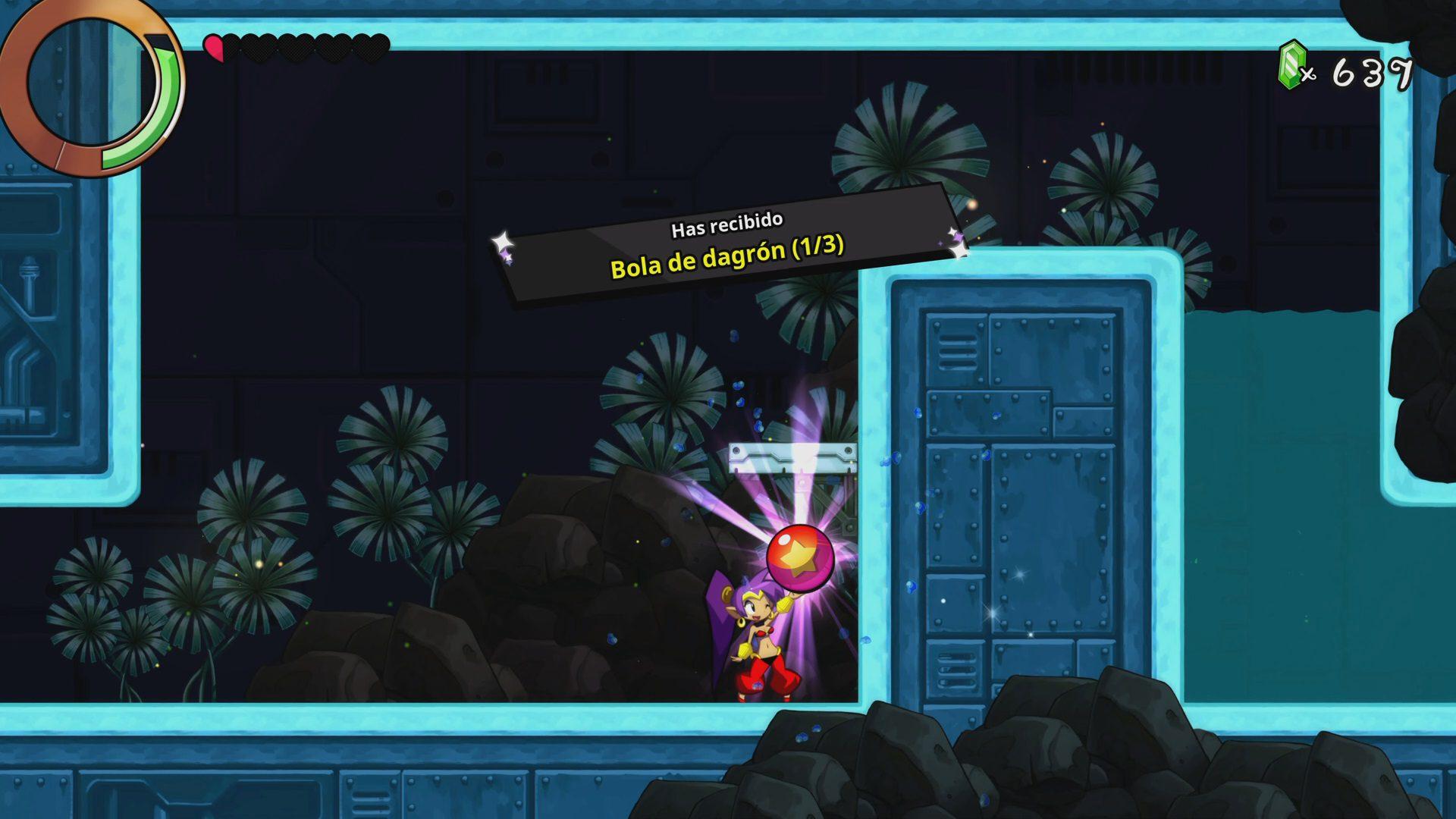 Escenario 3 de Shantae and the Seven Sirens