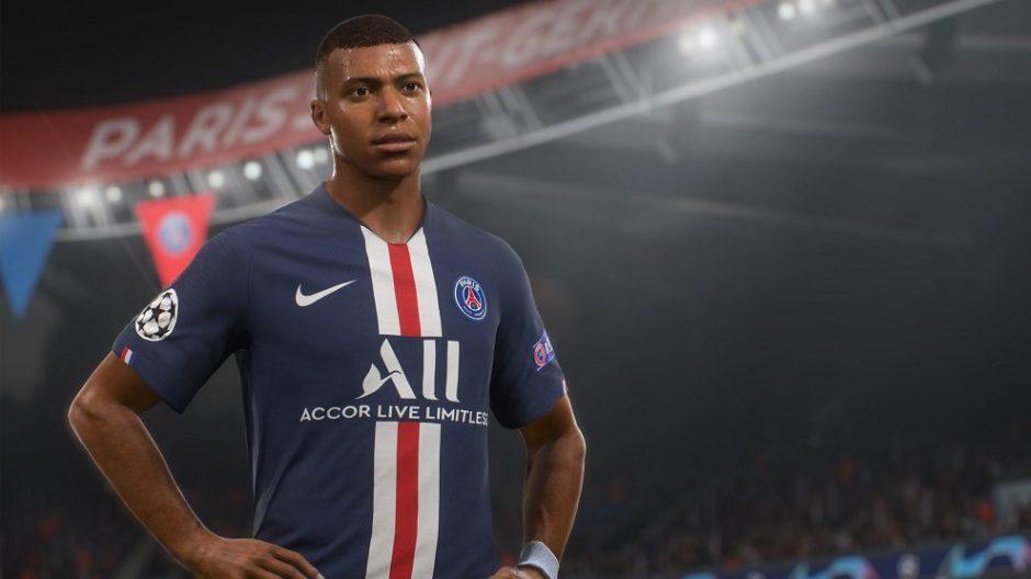 Kylian Mbappé será portada en FIFA 21