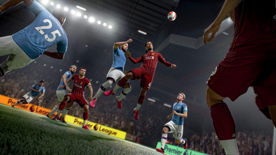 Filtrados los primeros gameplay de FIFA 21