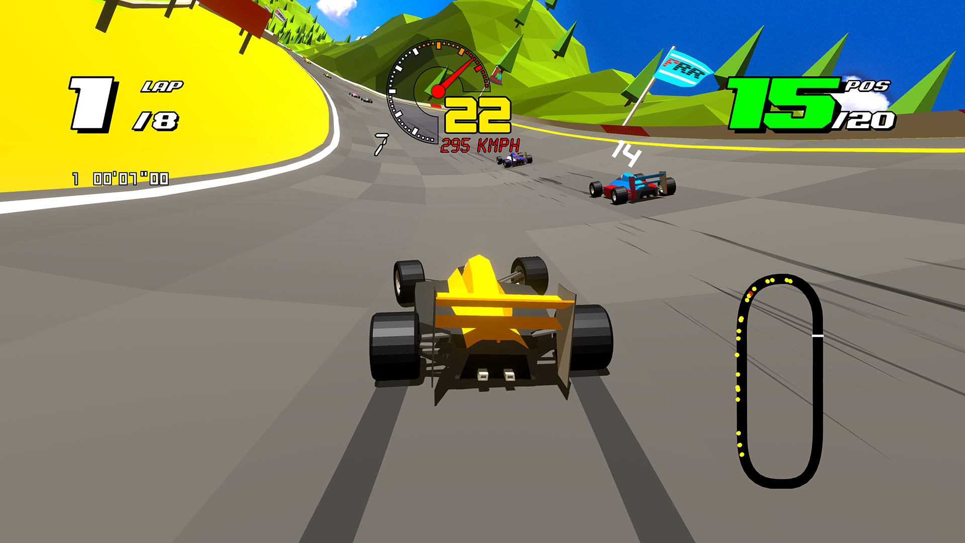 Formula Retro Racing 01