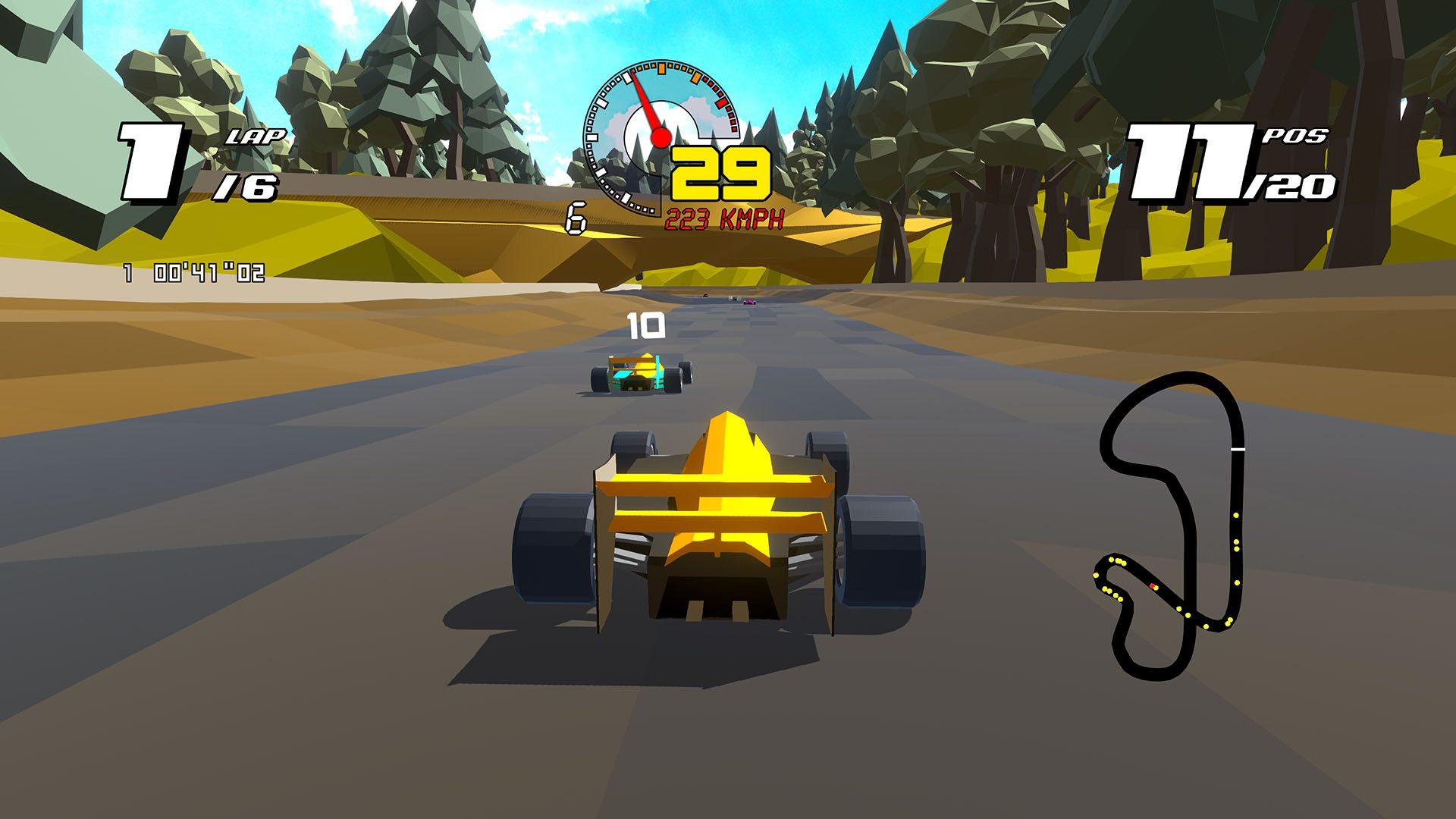 Formula Retro Racing 04