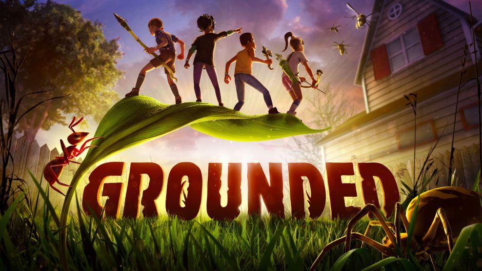 Ya disponible Grounded para instalar de manera anticipada