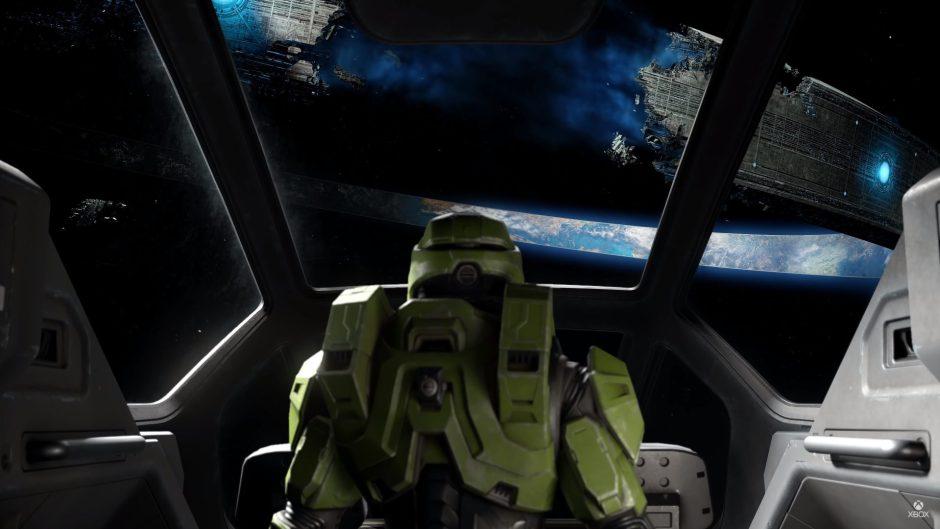 Esta es la transcripción del audio de Los Desterrados del teaser de Halo Infinite