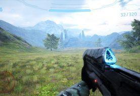 El creador de Halo Unreal muestra como ha mejorado su proyecto desde el pasado año