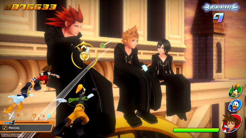 Nuevos detalles de Kingdom Hearts Melody of Memory para Xbox One