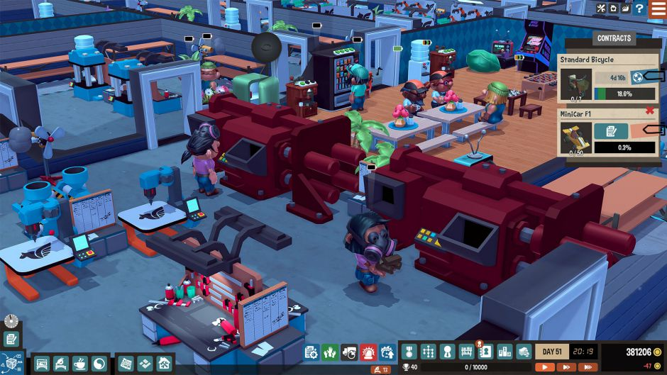 Little Big Workshop llegará de manera exclusiva en consolas a Xbox One