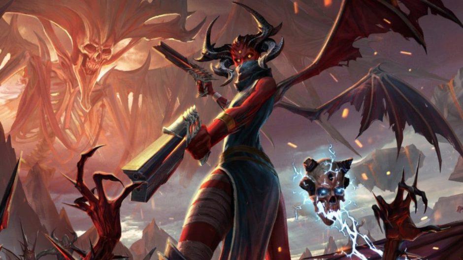 Metal: Hellsinger se deja ver en un nuevo y metalero gameplay