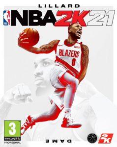 NBA 2K21 Dame Lillard