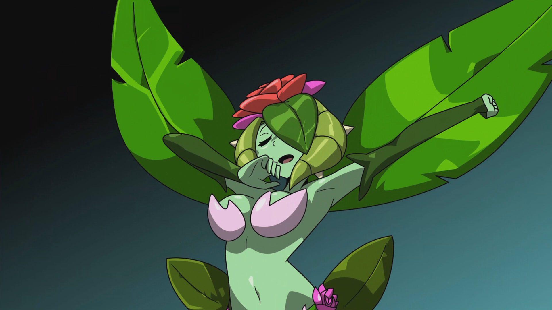 Ninfa 1 de Shantae and the Seven Sirens