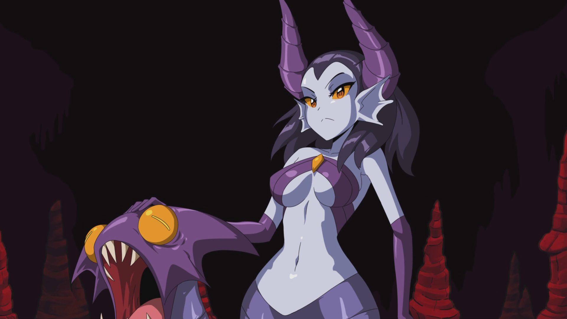 Ninfa 3 de Shantae and the Seven Sirens