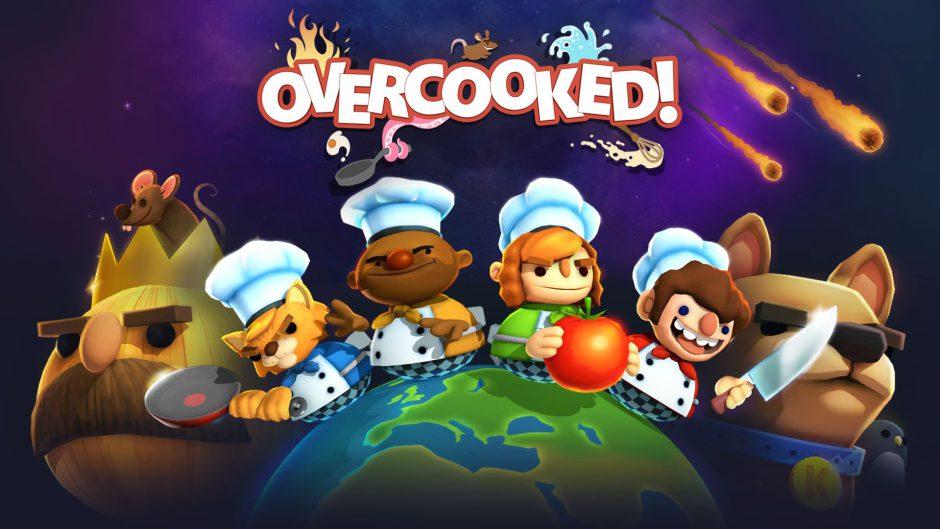 Descarga gratis Overcooked gracias a la Epic Games Store
