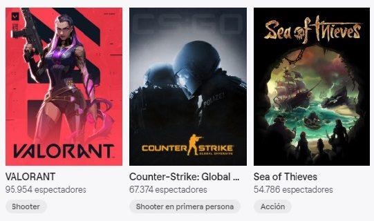 Sea of Thieves sigue manteniendo un buen número de espectadores en Twitch tras dos años de vida