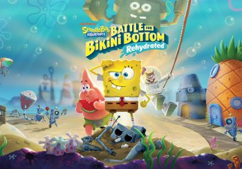 Análisis de SpongeBob Battle for Bikini Bottom Rehydrated