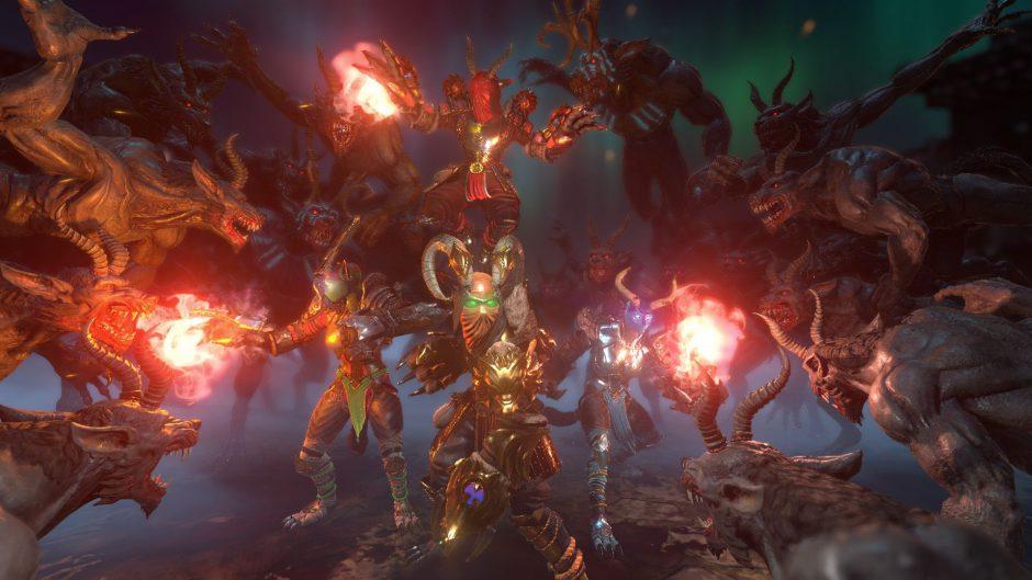 Reveal trailer a 4K del nuevo ARPG Almighty Kill your Gods