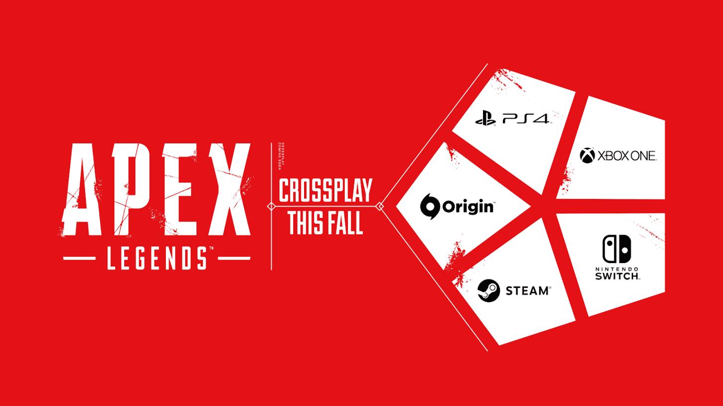Apex Legends anucia el Crossplya entre todas las plataformas en otoño