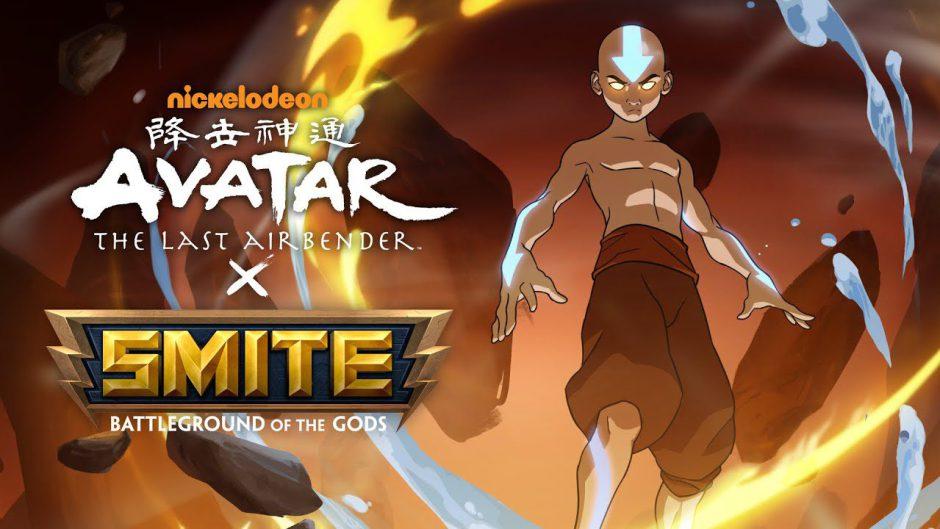 SMITE recibirá pronto contenido de Avatar: La Leyenda de Aang