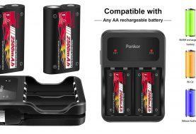 Hazte con las baterías recargables de Ponkor para el mando de Xbox One