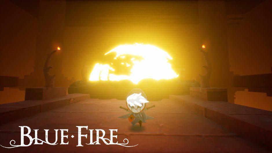 Blue Fire llegará a Xbox One el próximo 4 de febrero
