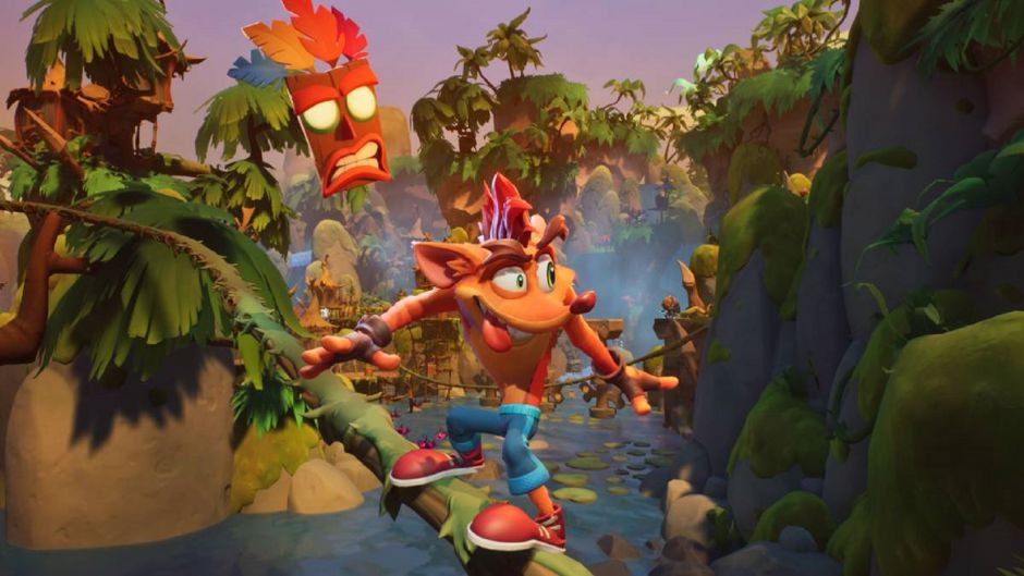 Crash Bandicoot 4: It's About Time revela su nuevo modo multijugador