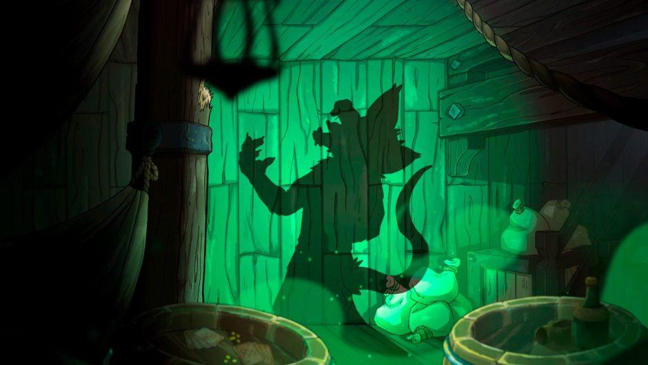 El estudio español Petoons Studio presenta el tráiler de su próximo título, Curse of the Sea Rats