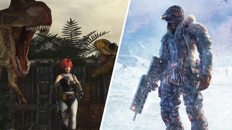 Los desarrolladores de Dead Rising intentaron revivir Dino Crisis y Lost Planet