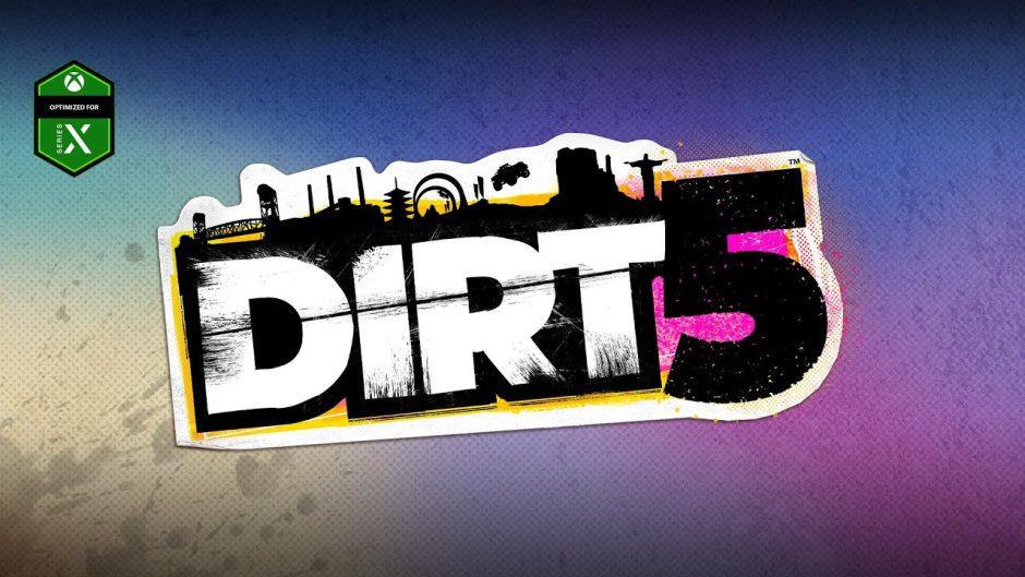 DIRT 5 se actualiza a lo grande en Xbox One y en Xbox Series X/S