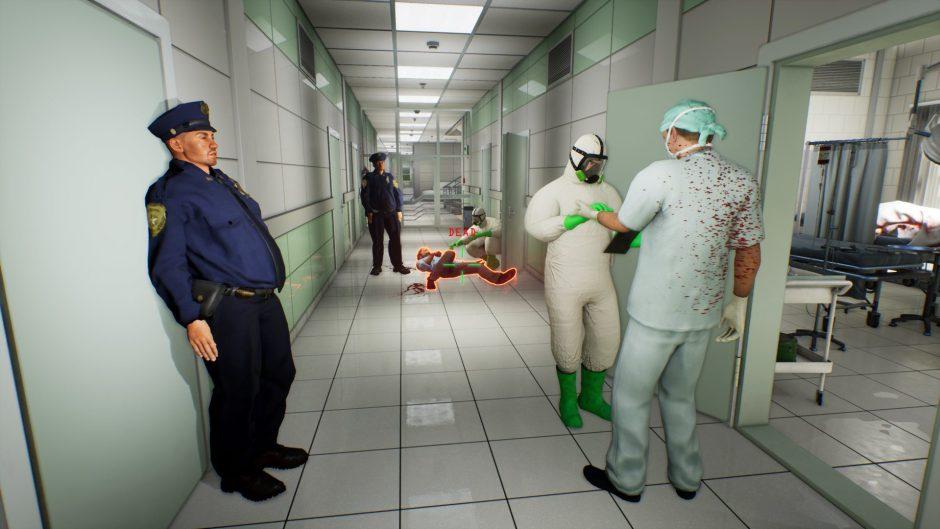 Anunciado, ER Pandemic Simulator, el juego que nos muestra en primera persona la lucha contra una pandemia