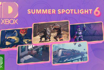 Summer Spotlight Series, todos los juegos de ID@Xbox podrán jugarse en Xbox Series X