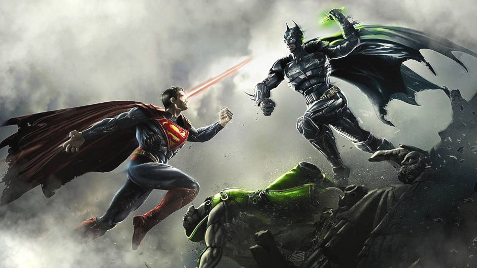 Date prisa y consigue gratis Injustice Gods Among Us para Xbox