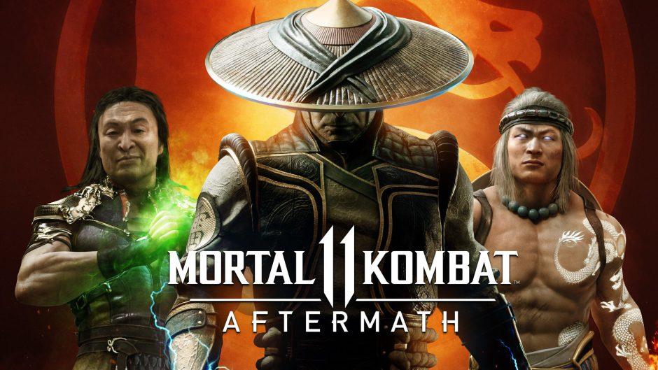 Celebra el verano en Mortal Kombat 11: Aftermath con un nuevo paquete de diseños