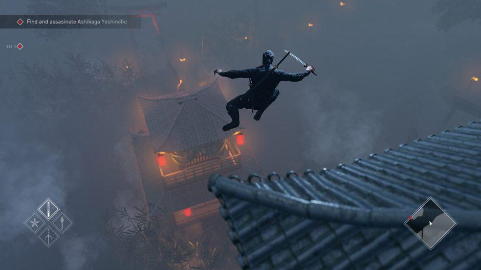 Ninja Simulator, un juego de acción y sigilo que llegará a Xbox One