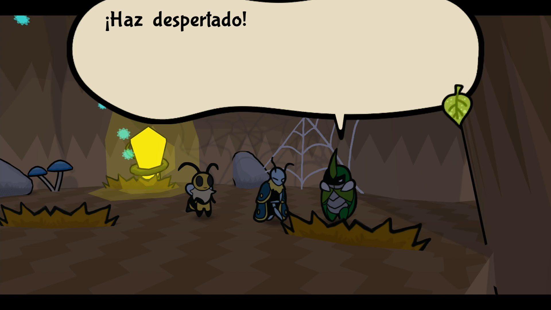 Bug Fables: El Retoño Eterno