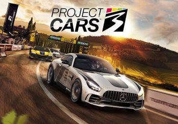 Brutal tráiler con gameplay de Project CARS 3 a 4K