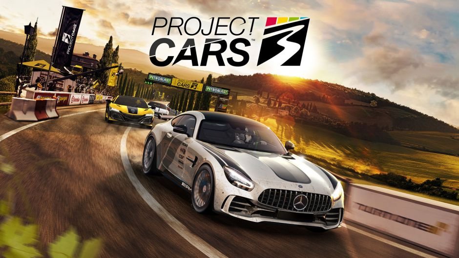 Revelados los requisitos de Project Cars 3 en PC